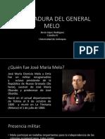Unidad 5 Dictadura de Melo - Kevin Darío López