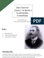 Unidad 6 Julio Garavito Armero - Lina Marcela Giraldo