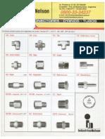 Industrias Nelson Catalogo Accesorios
