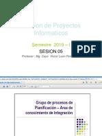 GPI Fisi 2019 I Sesion005 PlanifVSIntegrYAlcance2