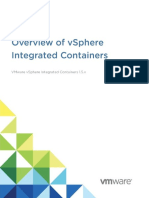 VMware Containers Integrated Technology v1.5