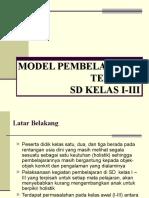 Model Tematik