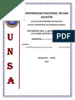 Informes de Laboratorio de Analisis 6 y 7