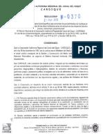 RESOLUCION 370 DE 21 DE MARZO DE 2018 Y GUIA