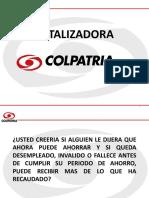 PRESENTACION CAPITALIZADORA COLPATRIA