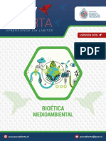 Contenidos Bieoética Medioambiental