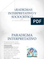 PARADIGMA INTERPRETATIVO 1