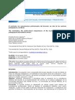 CURRÍCULO Y COMPETENCIAS, SCIELO, 2019