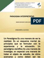 PARADIGMA INTERPRETATIVO 2