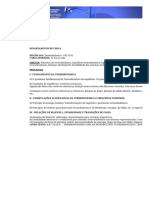 FSC 5131 Termodinâmica