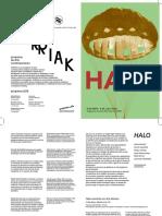 HALO cast