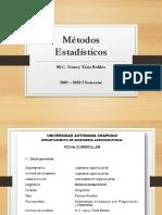 Métodos Estadísticos
