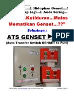 New Brosur ATS Genset to PLN