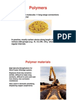 Lecture Polymers