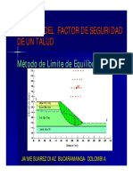 MODELO PARA CALCULAR FACTORES DE SEGURIDAD