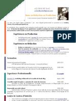 Recherche Stage Journalisme en Rédaction ou en Production