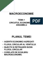 CIRCUITUL ECONOMIC DE ANSAMBLU