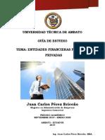 Entidades financieras JCPB