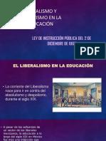 Liberalismo y positivismo