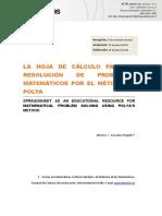 ContentServer Metodo de Solucion de Problemas Polya