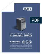 Chaimberlin Elite Sl 3000 Manual Electric.gate