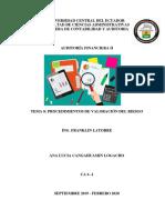 DEBER Nº 8 PROCEDIMIENTOS DE LA VALORACION DEL RIESGO.pdf