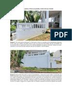 Análisis de grietas y fisuras en paredes y techos de una vivienda