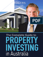 COMPLETE GUIDE TO PROPERTY INVESTING IN AUSTRALIA