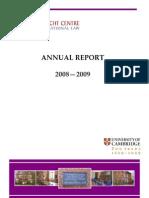 LCIL Annual Report08-09