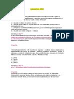 Gabarito Av. Presencial NR10