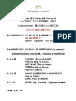 Convocazioni Hansel E Gretel(2)