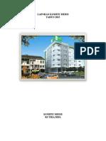 laporan komite medis