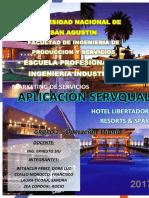 Servqual - Hotel Libertador