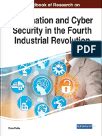 2018 Handbook of Research on Information and Cyber Security in the Fourth Industrial Revolution