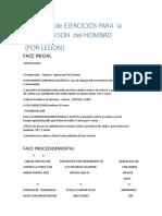 CIRCUITO de EJERCICIOS PARA  la RECUPERACION  del HOMBRO.docx
