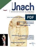 Clase Practica # Unach 2019 Musculos de Antebrazo y Mano NOVIEMBRE