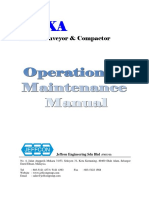 Screw Conveyor O&M Manual