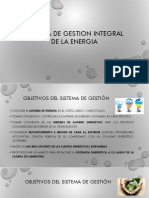 SISTEMA DE GESTION INTEGRAL DE LA ENERGIA