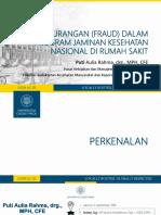 1. Upd_kecurangan (Fraud) Dalam Program Jkn Di Rs.ppt