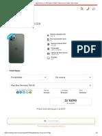 Apple iPhone 11 PRO MAX 512GB _ Tienda Claro Online _ Sitio Oficial
