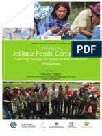 Jollibee Foods Corporation Case Study