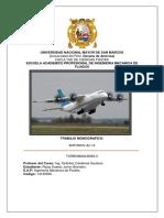 CALCULO TERMODINAMICO DEL AVION MILITAR ANTONOV An-12