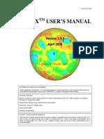MCNP Manual