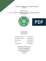 Laporan Praktikum Formulasi Dan Teknologi Sediaan Steril Infus Kcl Digabung