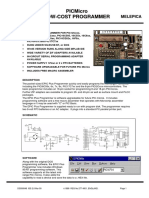 RF Solutions - EPIC Programmer - Datasheet