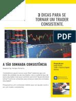 3 dicas para se tornar um trader consistente.pdf