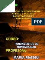 Practica_DOCUMENTOS ANIMADOS. Compra y Venta