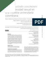 Diversidad sexual en Colombia