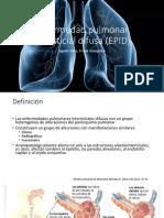 Enfermedad Pulmonar Intersticial Difusa (EPID).Pptx · Versión 1