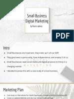 small business digital marketing  2